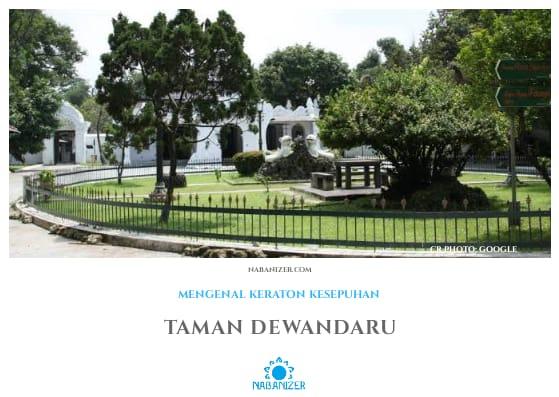 Bunderan Dewandaru | Wisata Budaya Cirebon
